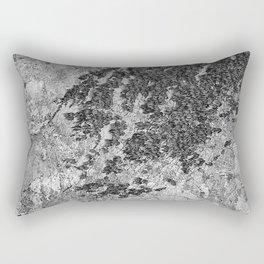 nature balack and white Rectangular Pillow