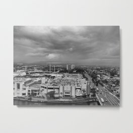 Pacific Fair Broadbeach Metal Print