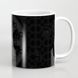 Wheel of fortune. Alquimy, Astrology, Tarot, Occult. Coffee Mug