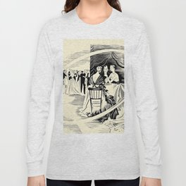 Big O Long Sleeve T-shirt