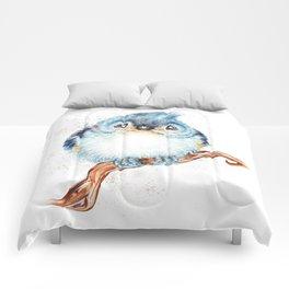 Baby titmouse Comforters