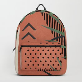Nature Geometry II Backpack