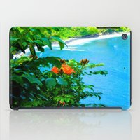 hawaii iPad Cases featuring Hawaii by 3 Chics Couture