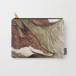 La Ruse du renard (The Sneaky Red Fox) Carry-All Pouch