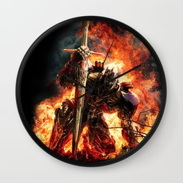 force for good Wall Clock