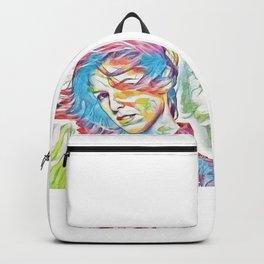 Anna Kendrick (Creative Illustration Art) Backpack