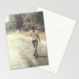 Vapor Stationery Cards
