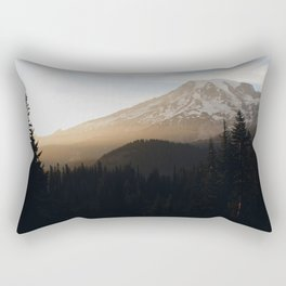 A Sunset To Never Forget Rectangular Pillow