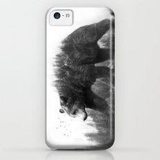 Walking trough the forest iPhone 5c Slim Case