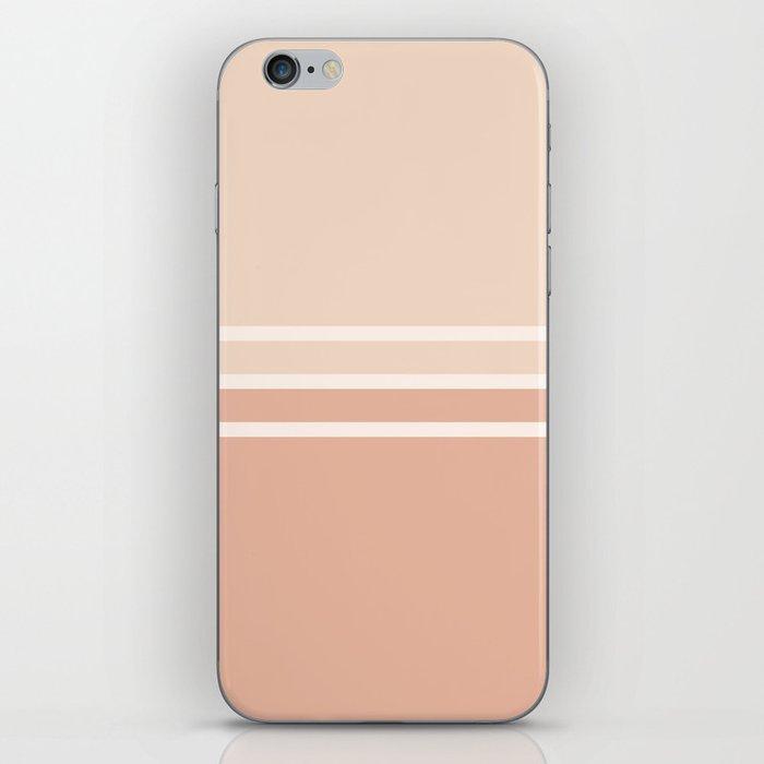 Split 7 Rose iPhone Skin