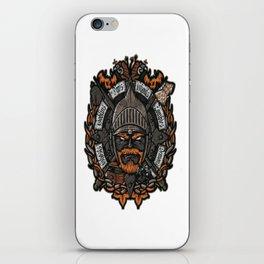 Arthur_s Crest iPhone Skin