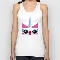 positive Tank Tops featuring Stay Positive!  Stay Positive! by Jetfire852