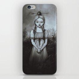 Wilhelmina iPhone Skin