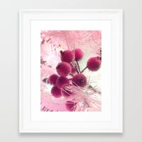 merry christmas Framed Art Prints featuring Merry Christmas ! by Françoise Reina