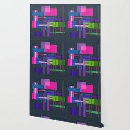 Imitation Mid-20th Century Abstraction, No. 3 Wallpaper