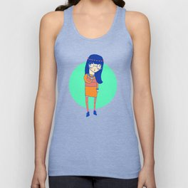 HER NAME IS MOIRA GRAY Unisex Tank Top