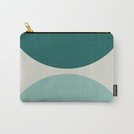 Abstract Geometric 20 Carry-All Pouch