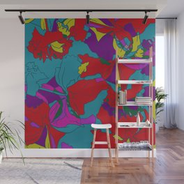 summers grace #2 Tropical Wall Mural