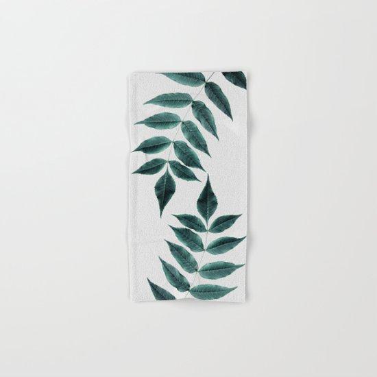 Leaves 3A Hand & Bath Towel