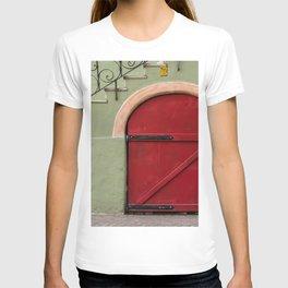 red door T-shirt