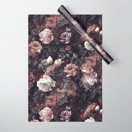 EXOTIC GARDEN - NIGHT III Wrapping Paper