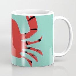 The Faceless Crab Coffee Mug