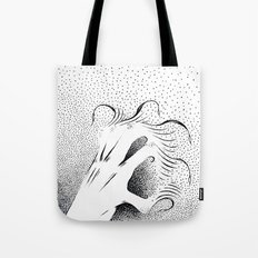 To Grasp Creativity Tote Bag