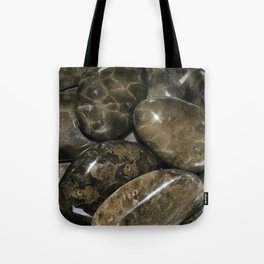 Fossilized Coral Tote Bag