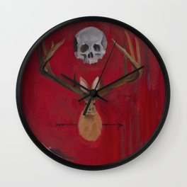 This Means War Wall Clock