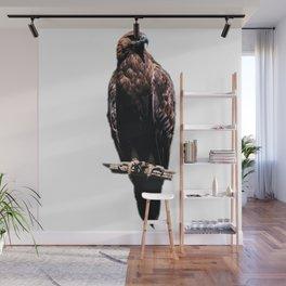 Golden Eagle Wall Mural