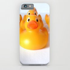 Ducks in a Row iPhone 6s Slim Case