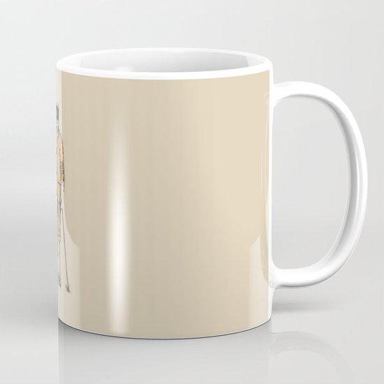 Astropirate (Watercolors) Mug