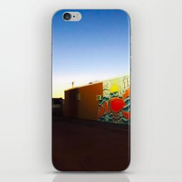 After Dark at the Waterpark iPhone Skin
