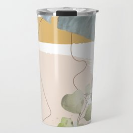 Line in Nature I Travel Mug