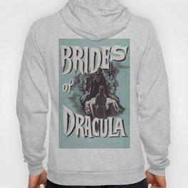 Brides of Dracula, vintage horror movie poster Hoody