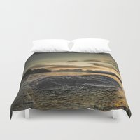 monsters Duvet Covers featuring Monsters by HappyMelvin