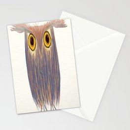 The Odd Owl Stationery Cards