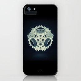 Icosahedron Bloom iPhone Case