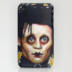 Edward Scissorhands - Johnny Depp Slim Case iPhone (3g, 3gs)