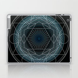 Portal in Consciousness Laptop & iPad Skin
