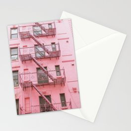 Pink Soho NYC Stationery Cards