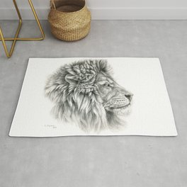 Lion - profile G044 Rug