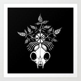 Key to the Otherworld Art Print