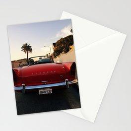 stuck in a sunbeam dream Stationery Cards