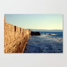 Acre Wall Canvas Print