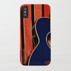 6 Strings and a Barn Slim Case iPhone X