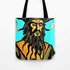Gunslinger Teach Tote Bag