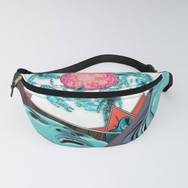 Down the Hole Fanny Pack