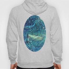 Moonlit Sea Hoody