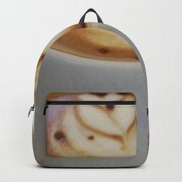 Americano Coffee Vector Backpack